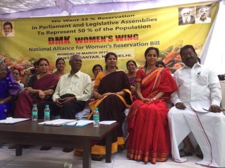 Kanimozhi, Supriya, DMK nexus