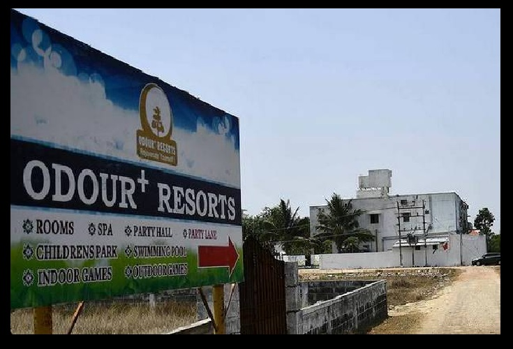 Odour resort, Mamallapuram, off ECR