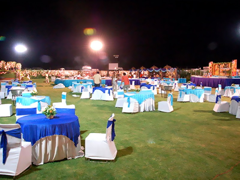 Odour resorts at evening
